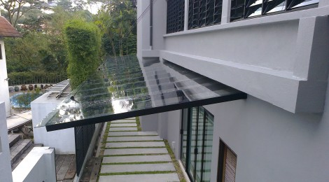 Frameless Glass Glass Malaysia Glass Renovation Idea