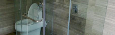 Shower Screen design options