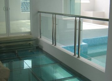 Glass Floor Glass Malaysia Glass Renovation Idea
