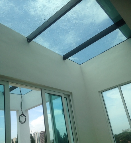 Glass Roof Skylight Glass Malaysia Glass Renovation