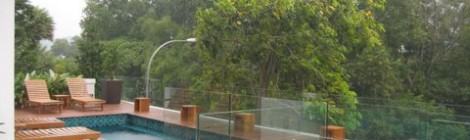 Swimming pool Glass Fences