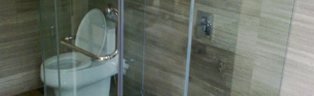 Shower Screen design options