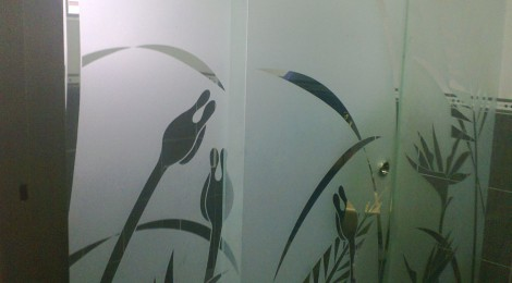 Partition Glass Wall