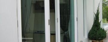 Folding Glass Door