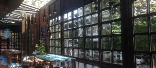 Glass Roof Skylight