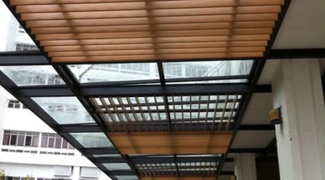 Glass Awning Glass Malaysia Glass Renovation Idea